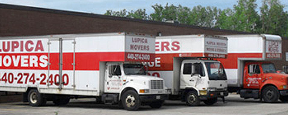Lupica Movers Inc - specializing in moving and storage services since 1985.